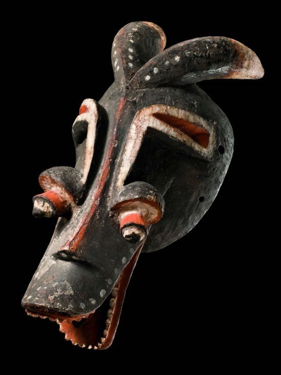 Cameroun - Mambila - Masques Suaga