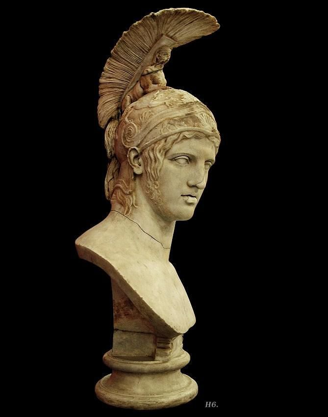 Grece Alkamenes 420 av. JC,  State Hermitage Museum, Saint-Petersburg