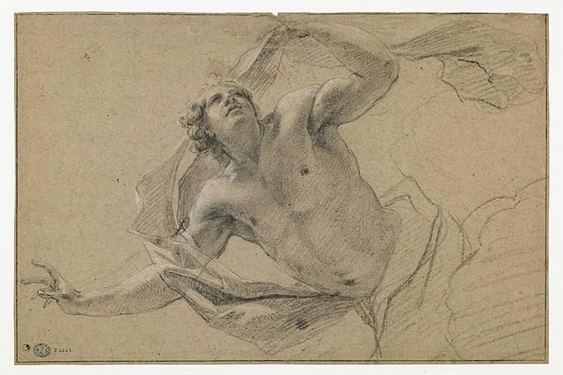 Simon Vouet - Dessins