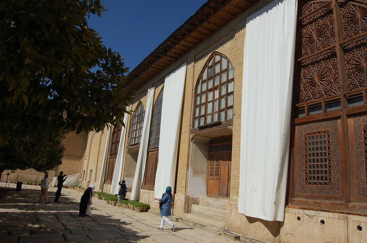 Le fort de Chiraz - Citadelle de Karim Khan