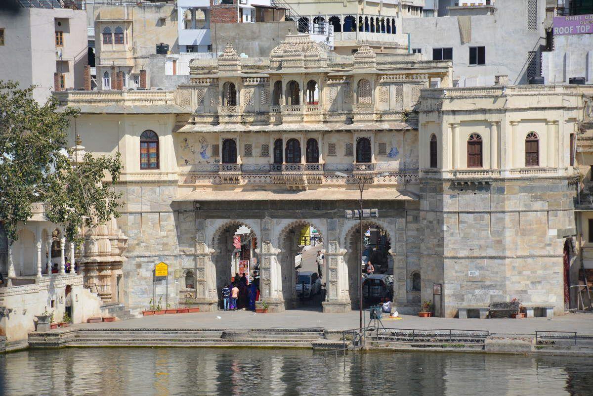 Gangaur Ghat - Udaipur