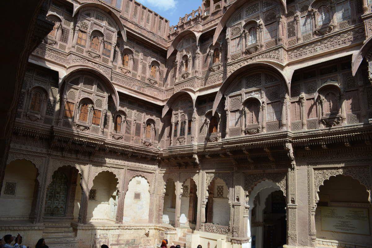 Fort de Mehrangarh - Jodhpur