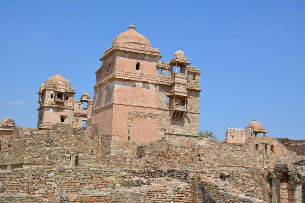 Fort de Chittorgarh - Photos: Lankaart (c)