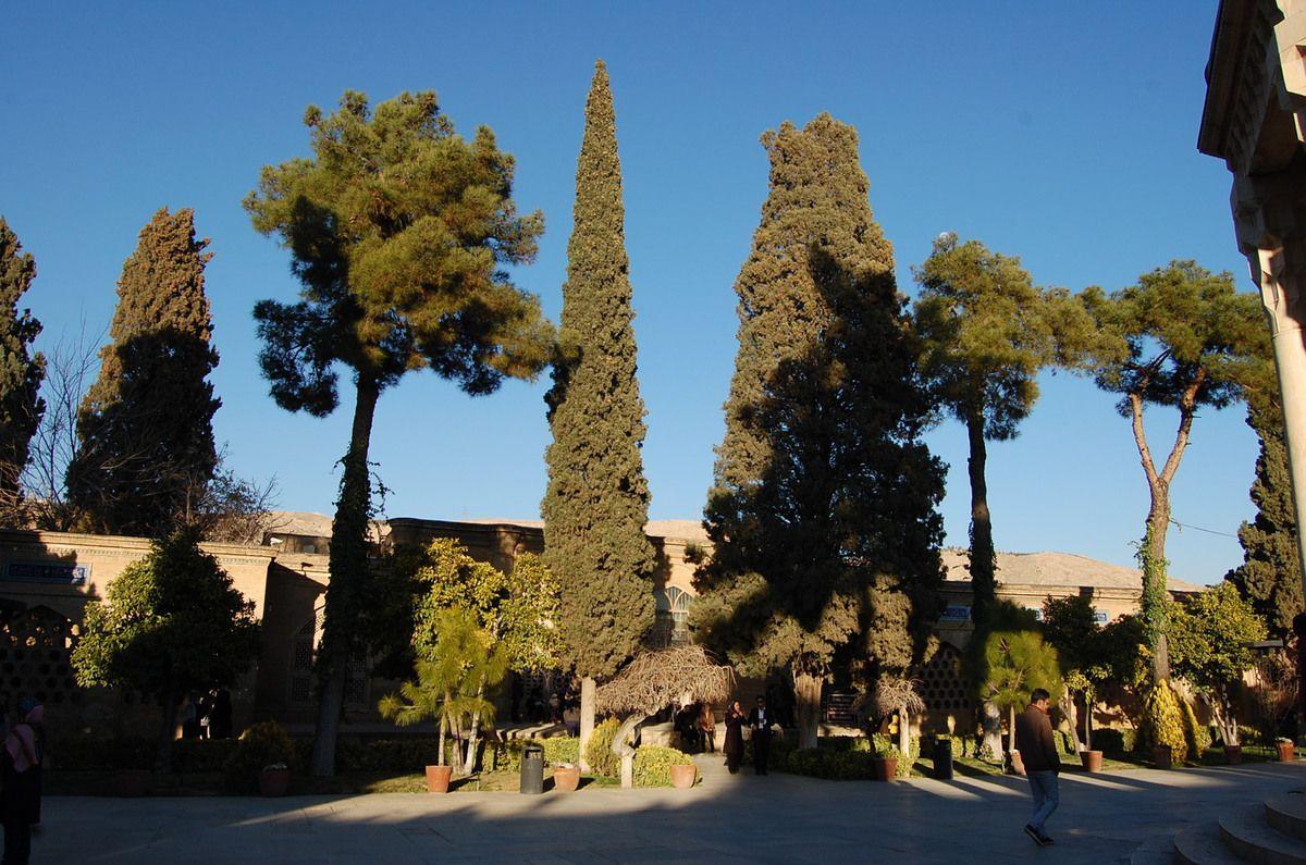 Mausolée de Hafez et jardins