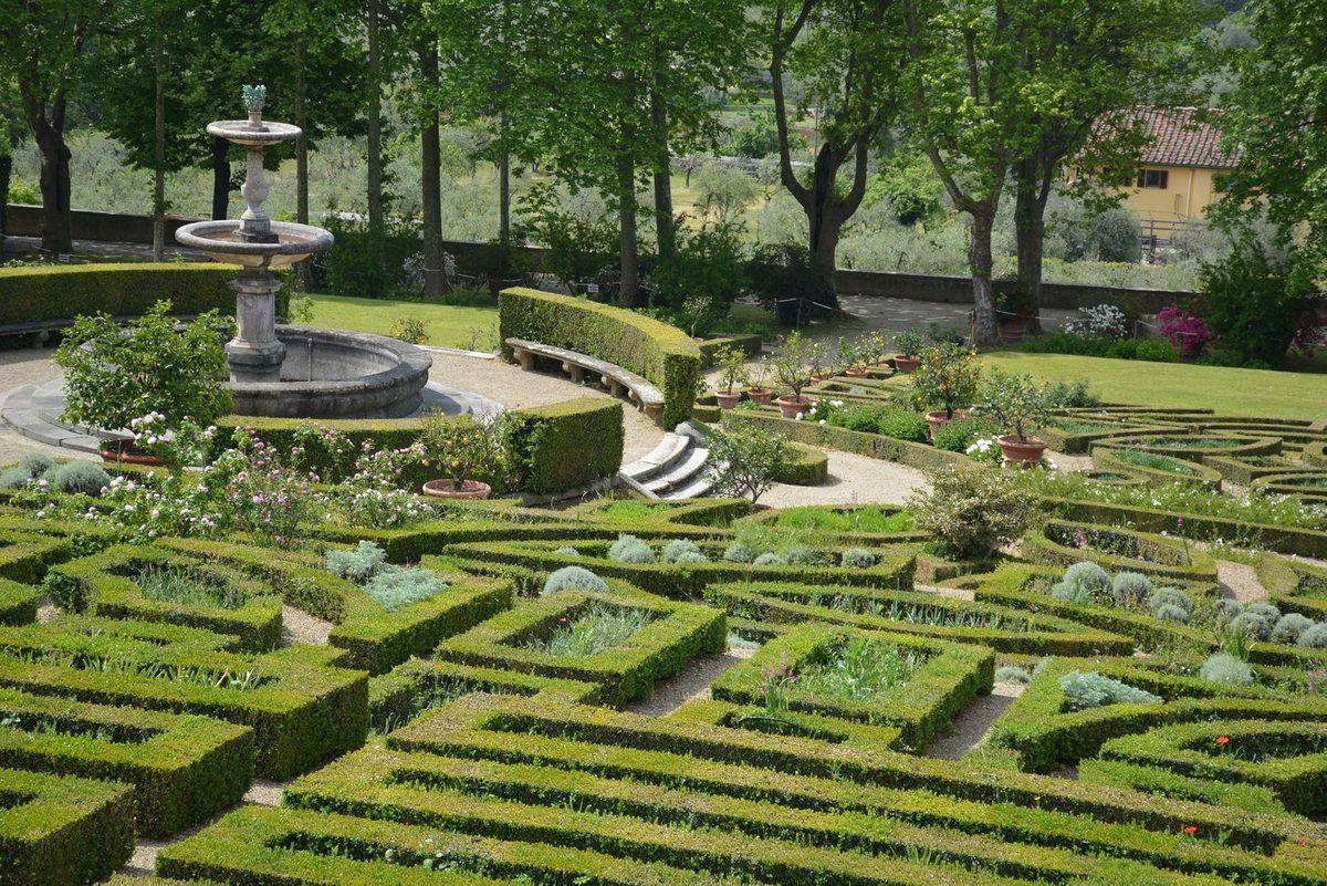 Villa Medicea di Castello et Villa La Petraia - Villas et jardins des Médicis en Toscane - Photos: Lankaart (c)