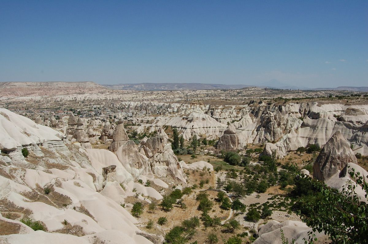 Turquie - Parc national de Göreme et sites rupestres de Cappadoce - Photos: Lankaart (c)