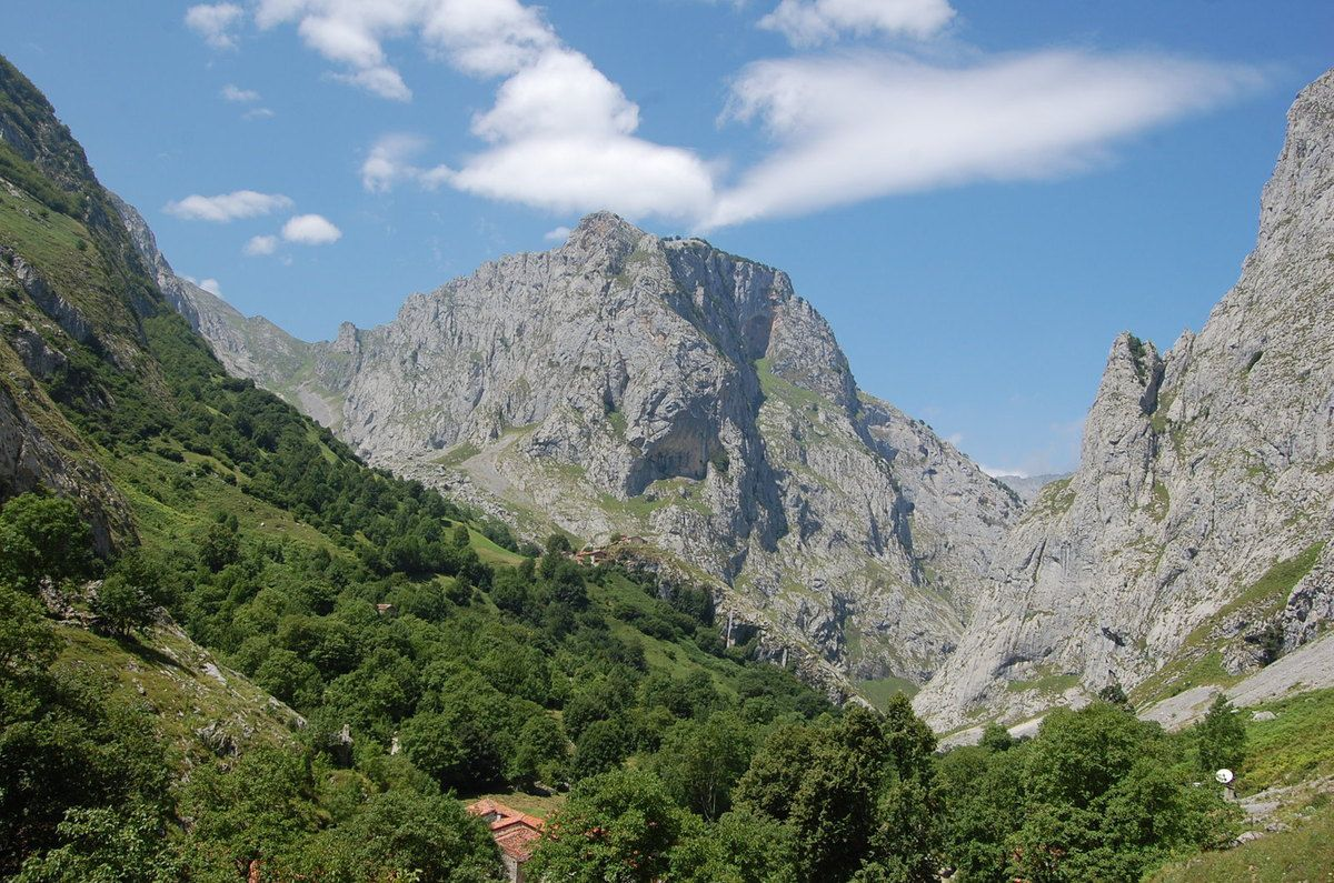 Asturies - Parc national des Picos de Europa - Photos: Lankaart (c)