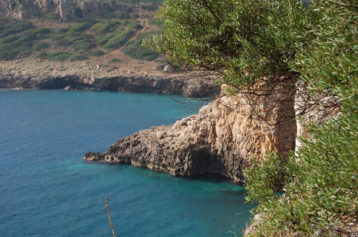 Italie - Pouilles - Parco Naturale Regionale di Porto Selvaggio e Palude del Capitano