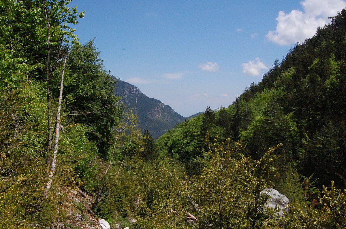 Grèce - Mont Olympe