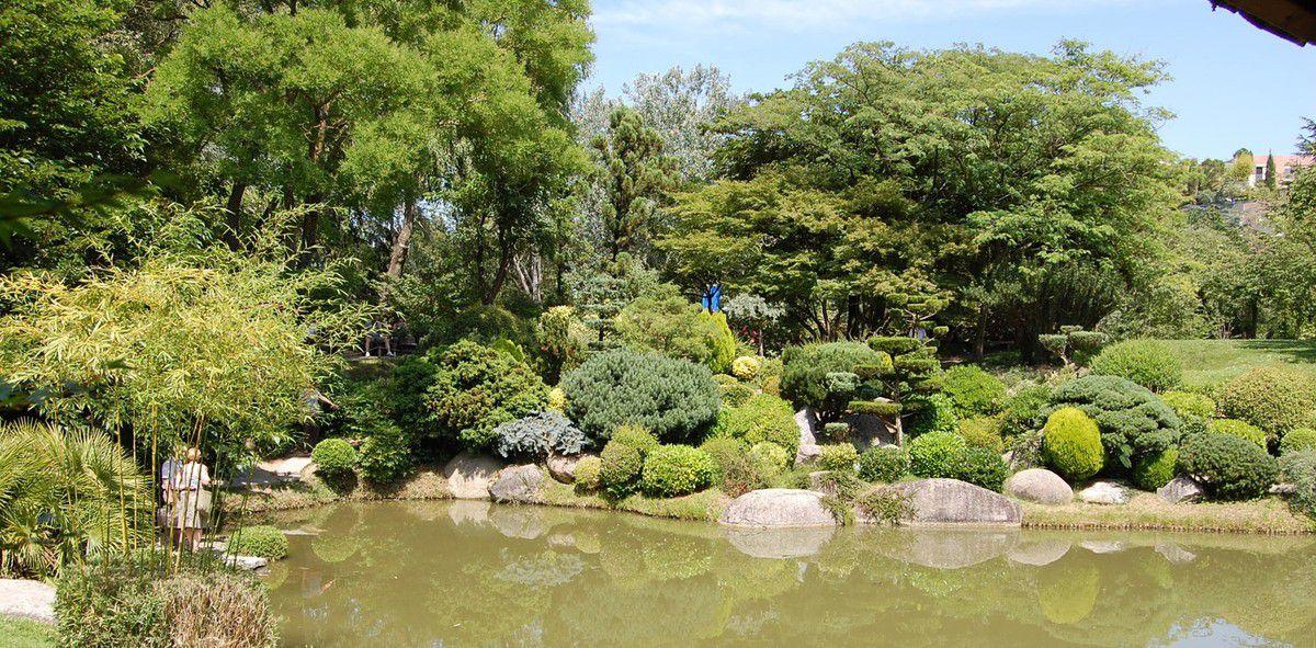 Toulouse jardin japonais lankaart for Jardin japones toulouse