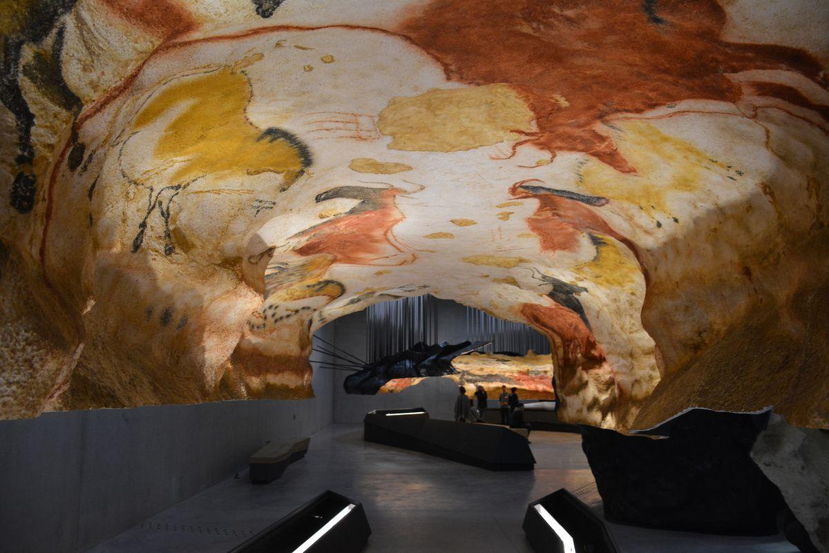 Lascaux 4  - le Centre International de l'Art Pariétal Montignac-Lascaux - Snøhetta