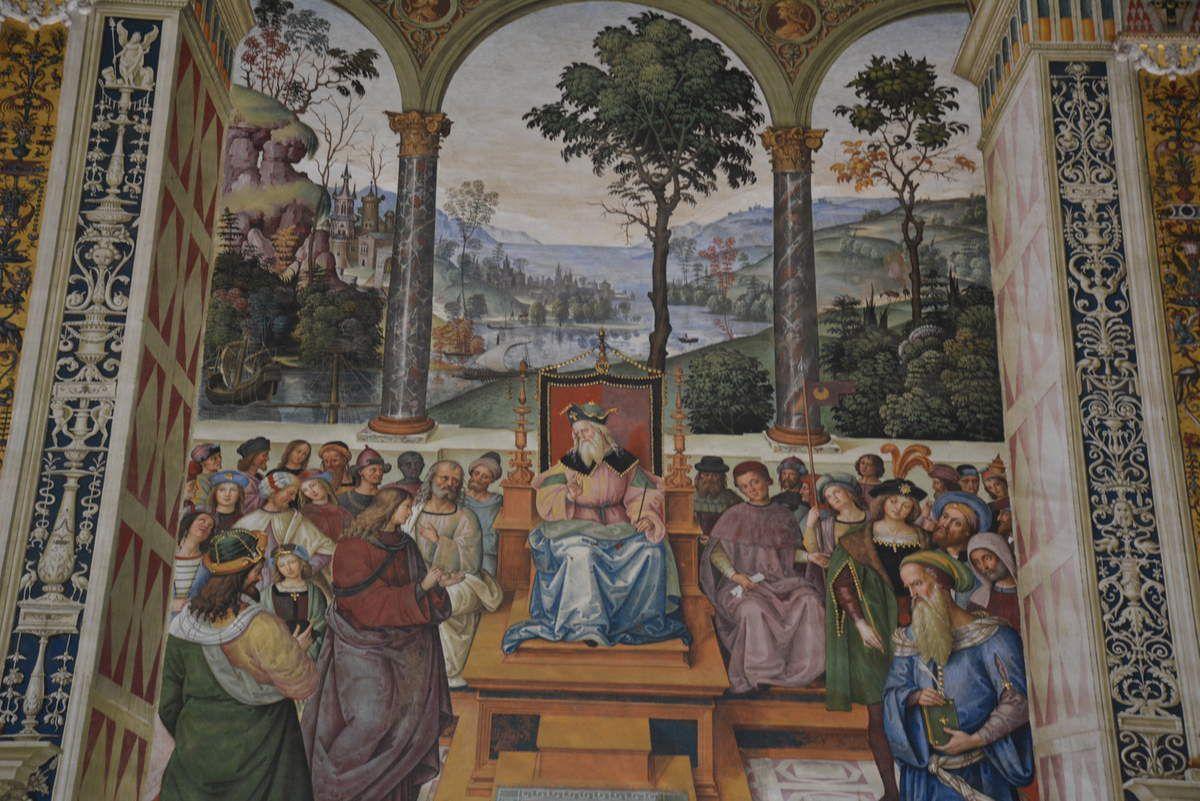 La Libreria Piccolomini - Cathédrale de Sienne