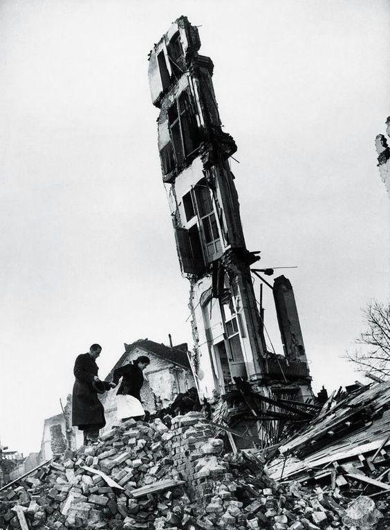 Allemagne 1945 - Margaret Bourke-White