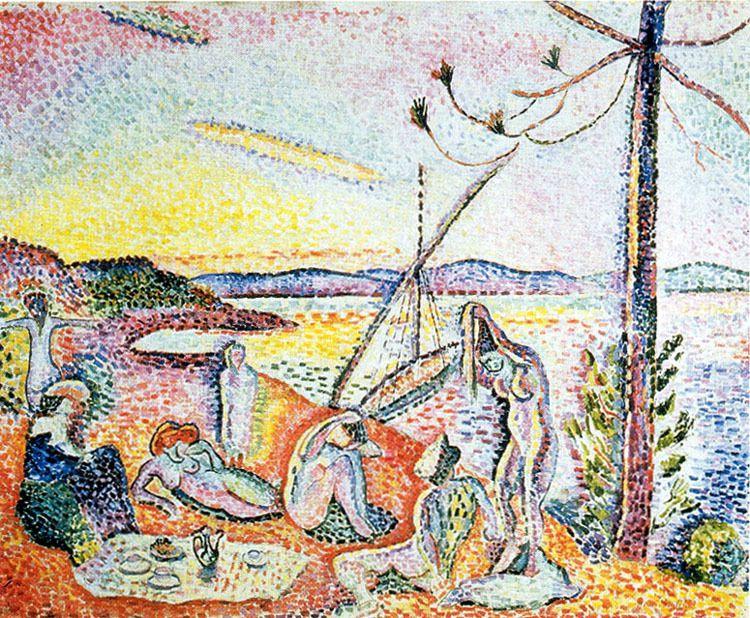Matisse, Luxe, calme et volupté - 1904-05