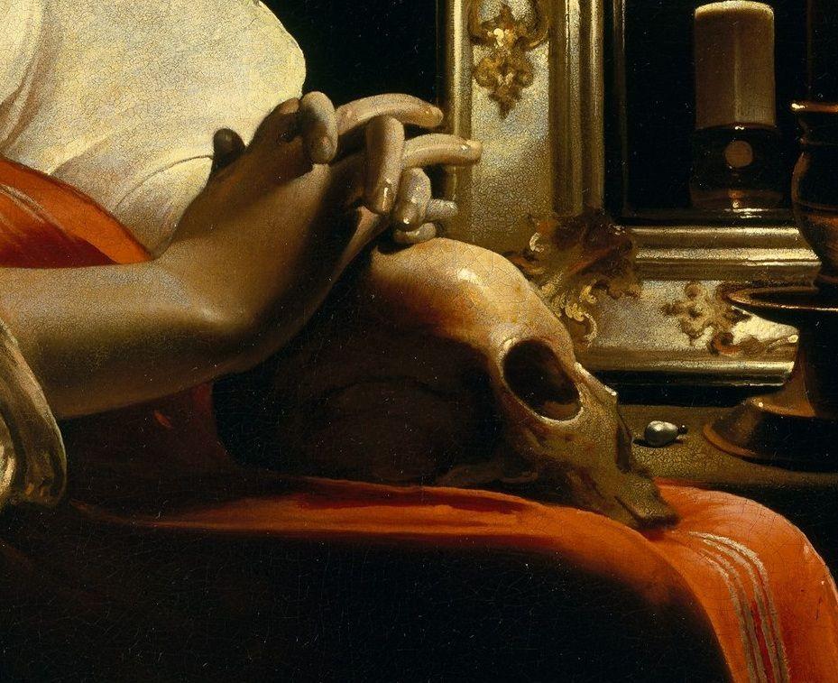 Georges de la Tour - Madeleine en pénitence