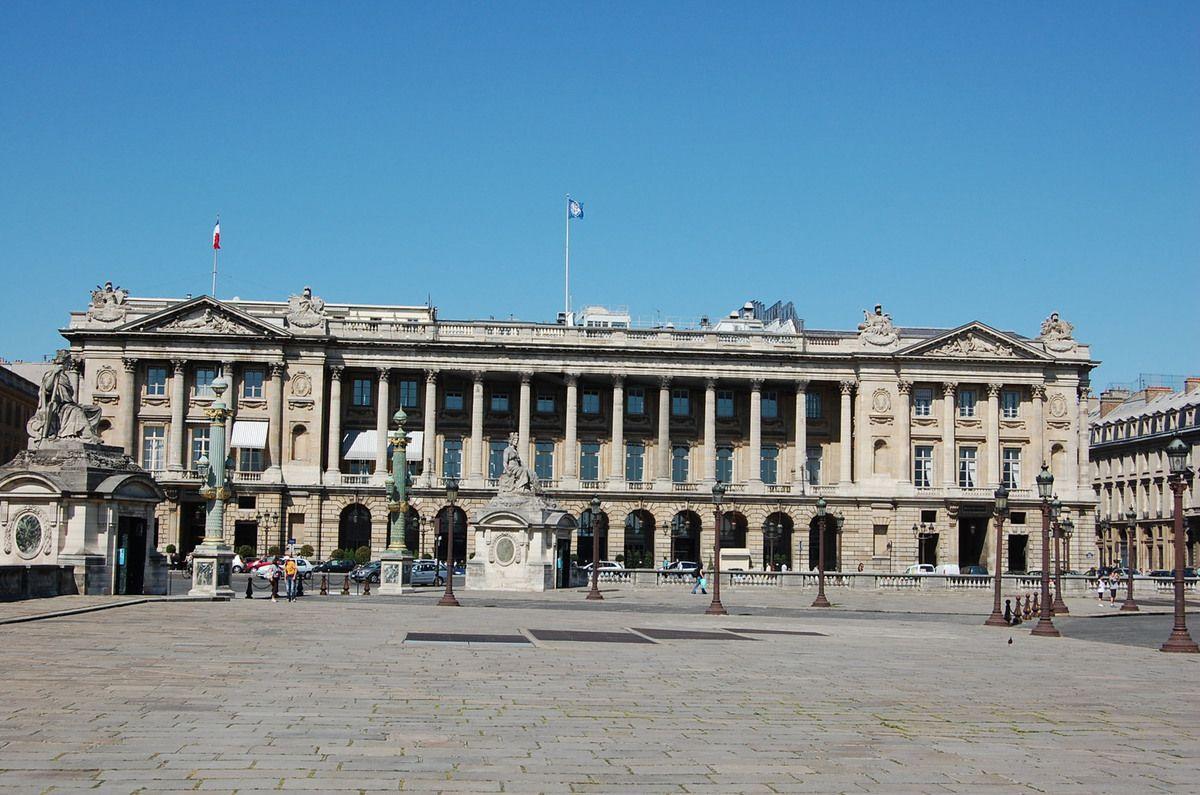 Place de la Concorde, Place Vendôme