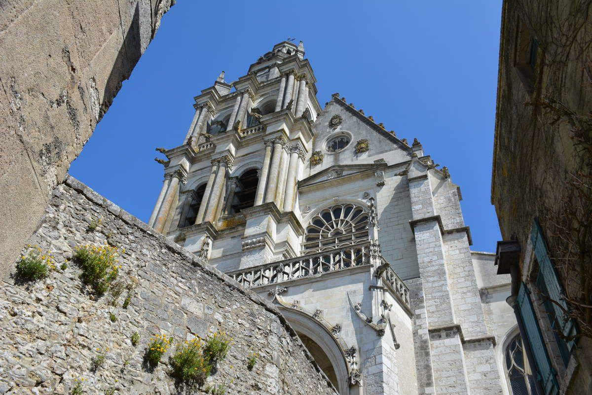 Blois - Cathédrale Saint Louis