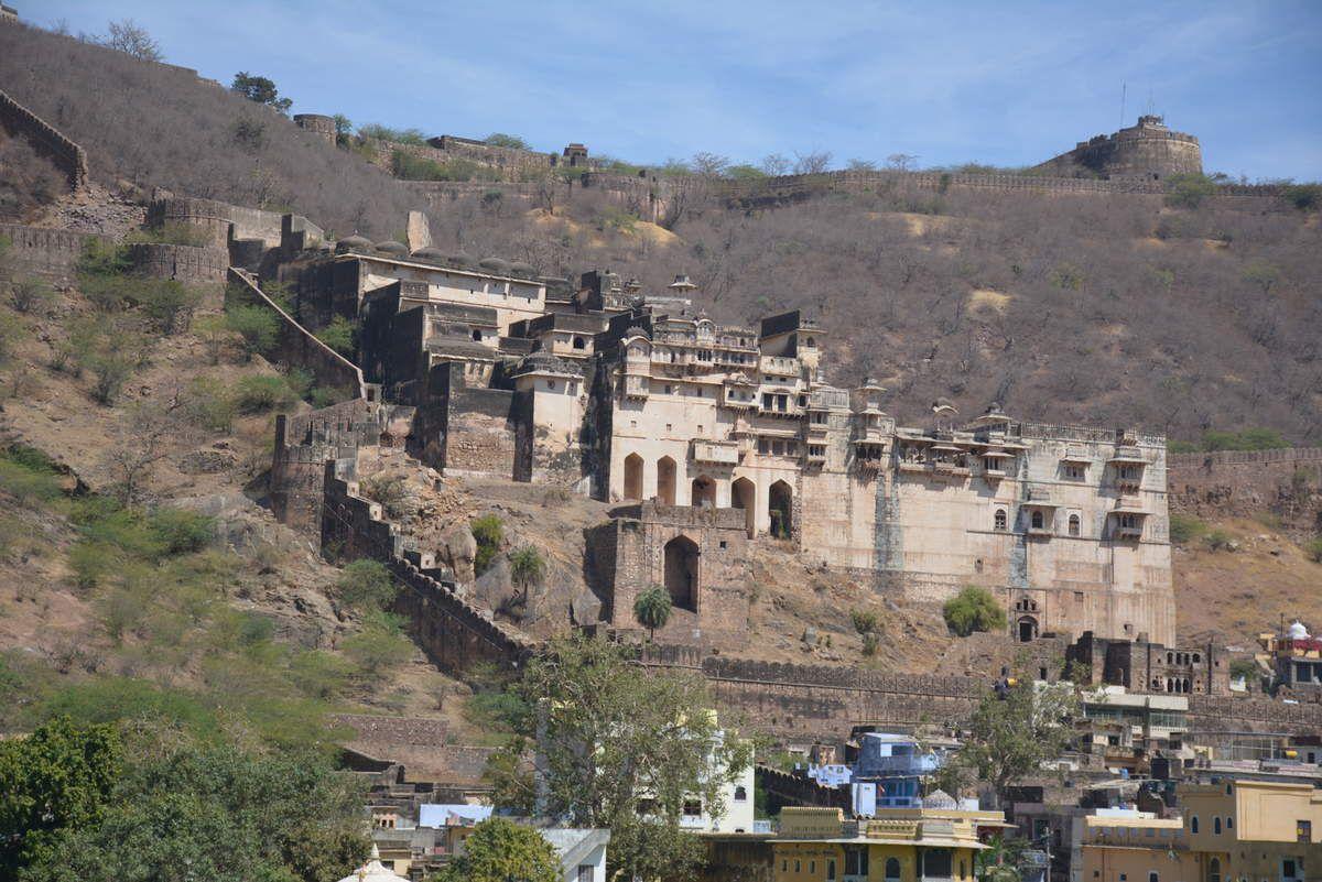 Bundi - Taragarh Fort