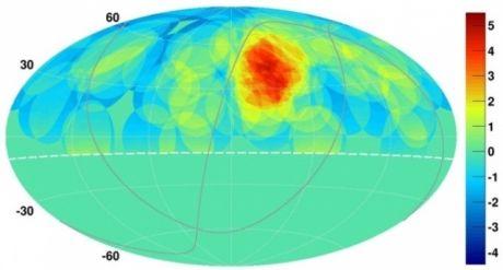 Recevons-nous des particules émises par des civilisations ETs… !?