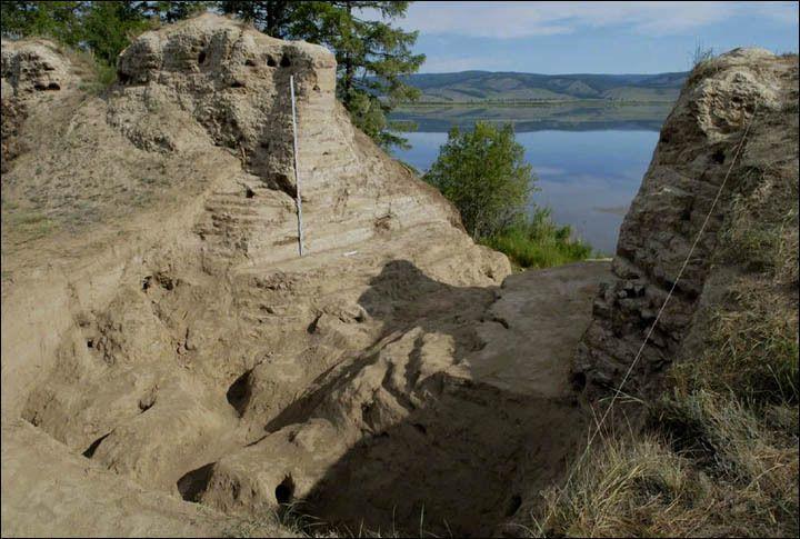 Qui a construit cette structure et pourquoi ? Mystères...