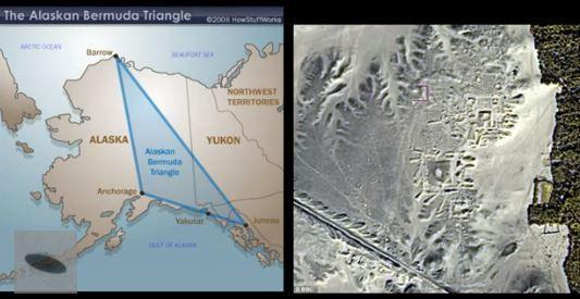 Mystères et secrets en Alaska, mais que se passe t'-il ?
