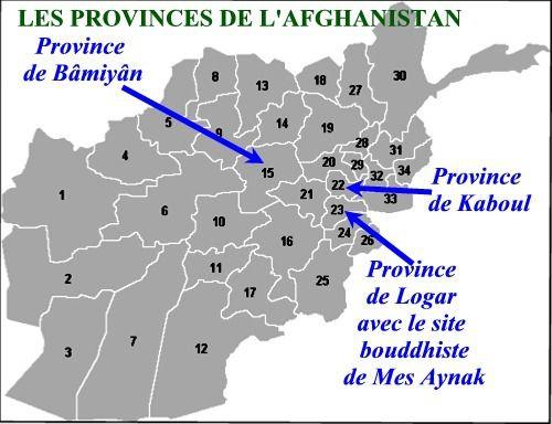 Les derniers jours de l'incroyable site de ''Mes Aynak''… !