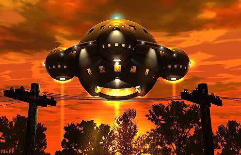Rencontre extraordinaire : Séjour dans une base extraterrestre …