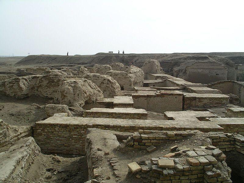 L'incroyable cité d'Ur pourrait être l'égal de Gizeh et de ses pyramides…
