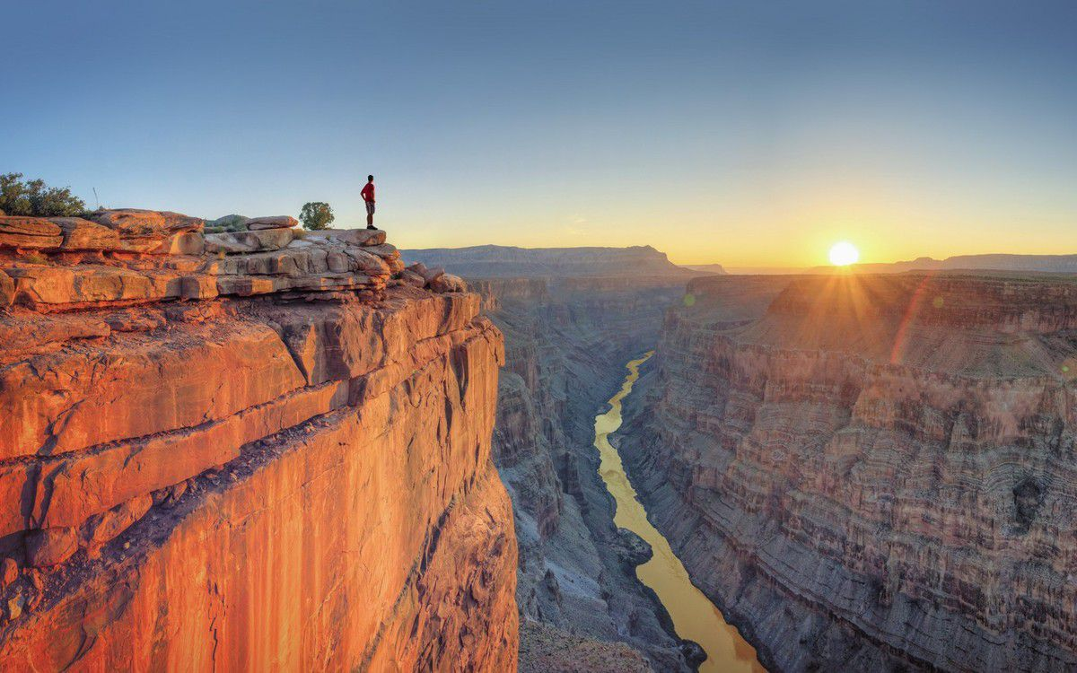 Top secret sur la fabuleuse cité perdue du Grand Canyon en Arizona… !