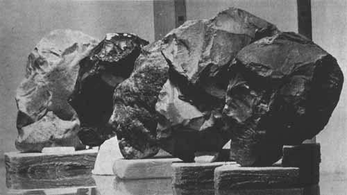 Ces incroyables sculptures vieilles de 100 000 ans… !