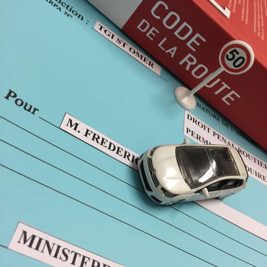 avocat permis de conduire pour une convocation TGI Saint Omer