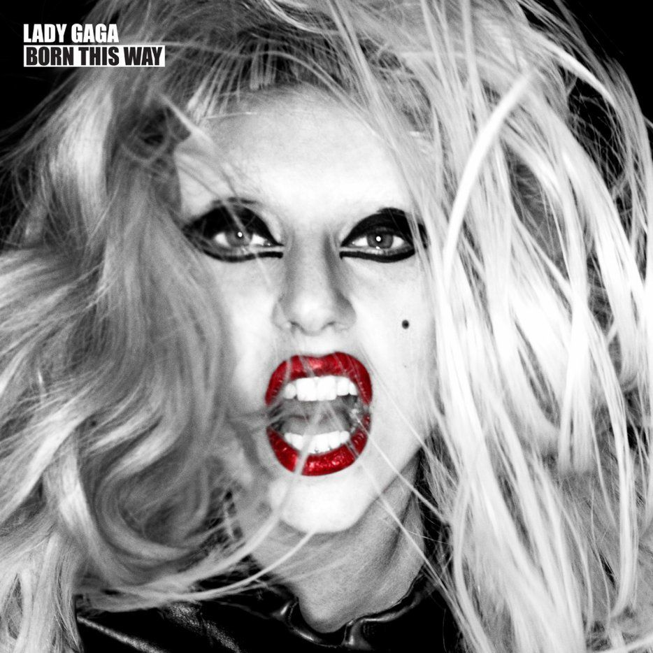 Musique: Lady Gaga &quot&#x3B;Born this way&quot&#x3B; - 9/10