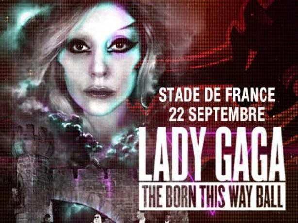 Spectacle: Lady Gaga en concert &quot&#x3B;The born this way ball&quot&#x3B; - 7/10