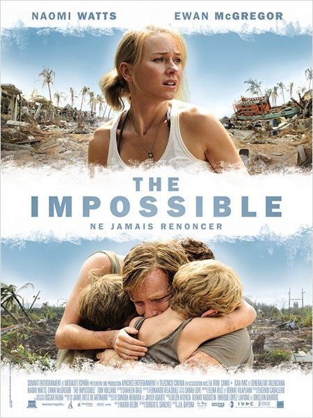 Cinéma: The impossible - 8/10
