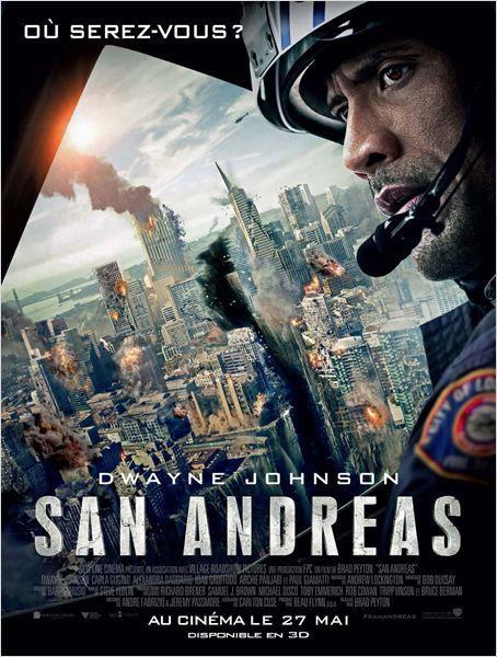 Cinéma: San Andreas - 8/10