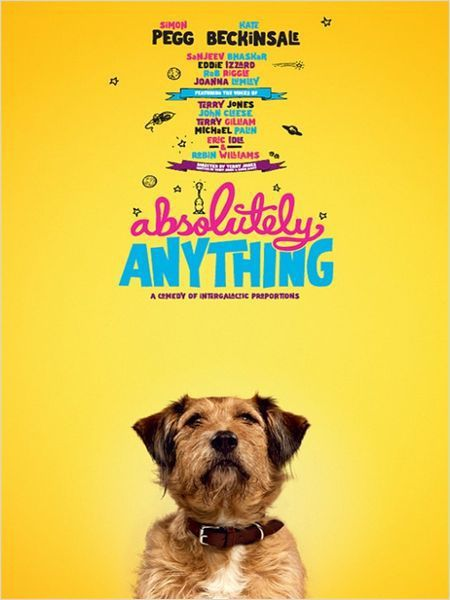 Cinéma: Absolutely anything - 6/10