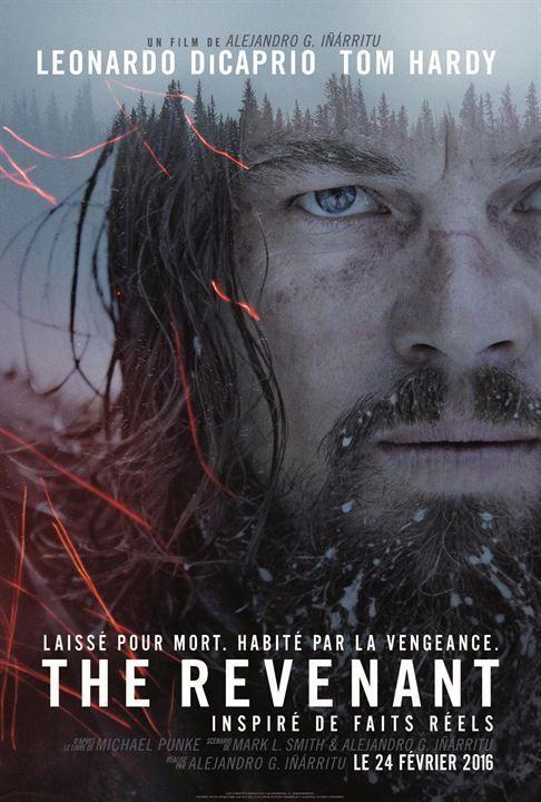 Cinéma: The Revenant - 8/10
