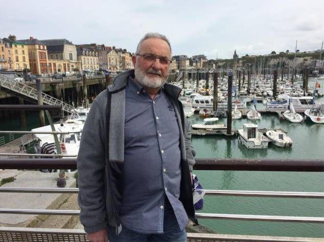 Dieppe : Joël Carpentier, un terrien au service de la mer