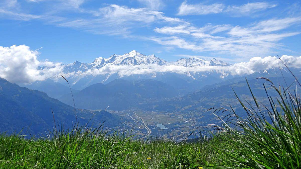 De Doran à Mayères par le Saix (1 851m)