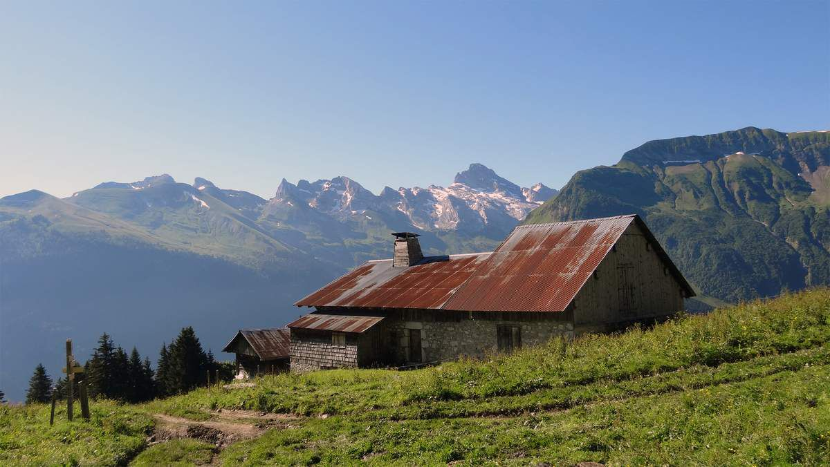Le petit Bargy (2 098m)