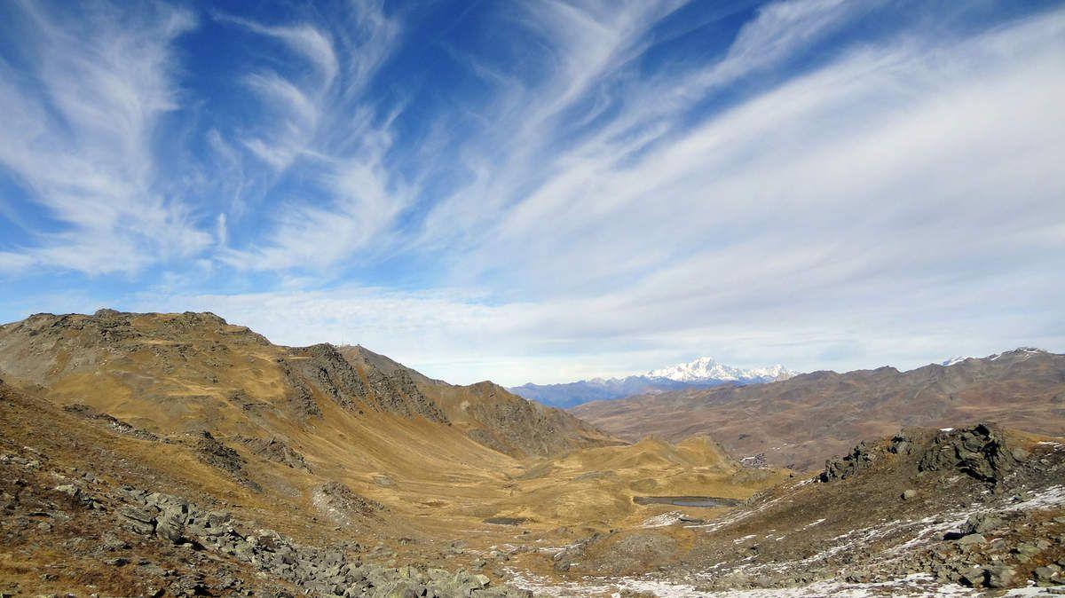 Col de Pierre Blanche (2 636m)