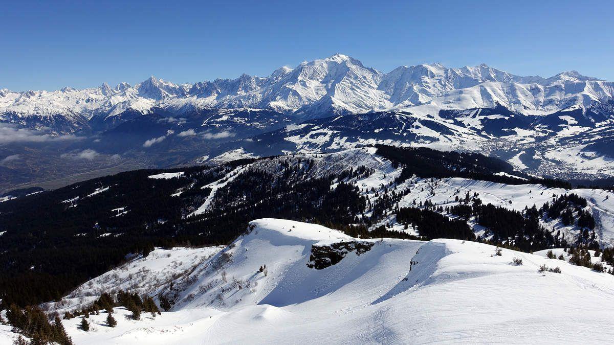 Croisse Baulet depuis la Giettaz (2 236m)