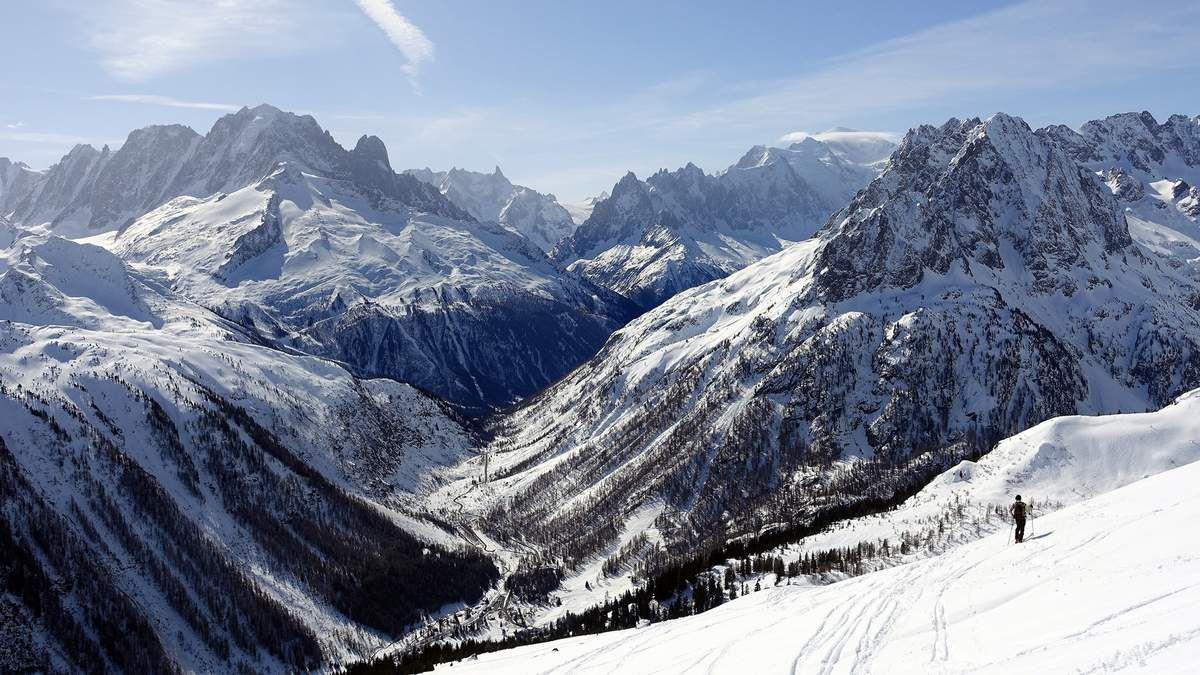 Le Charmoz (2 366m)