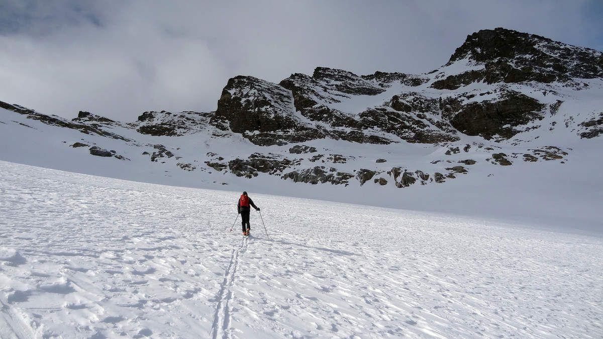 Col du Grand Etret (3 144m)