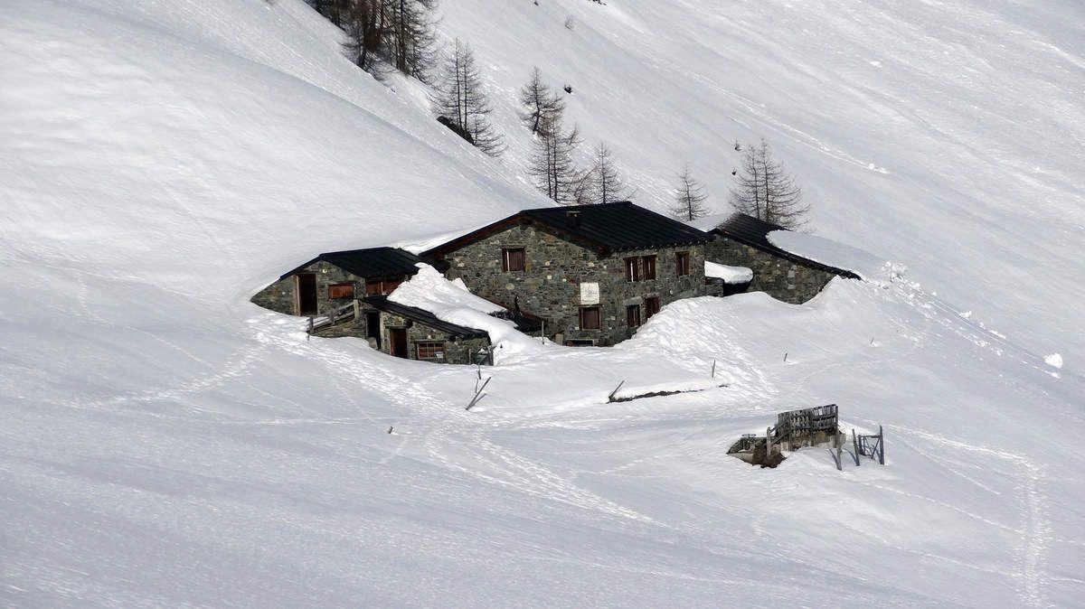Le Col de Sort – Valsavarenche (2 964m)