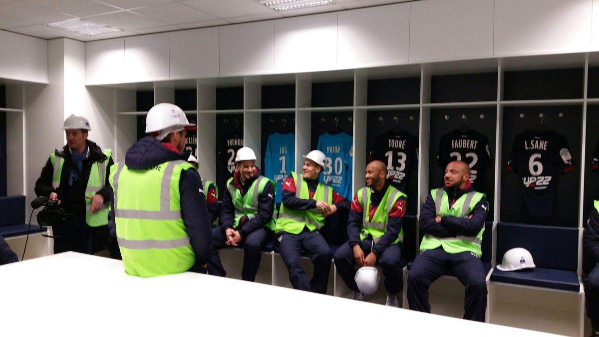Dernière ligne droite pour le Nouveau Stade de Bordeaux