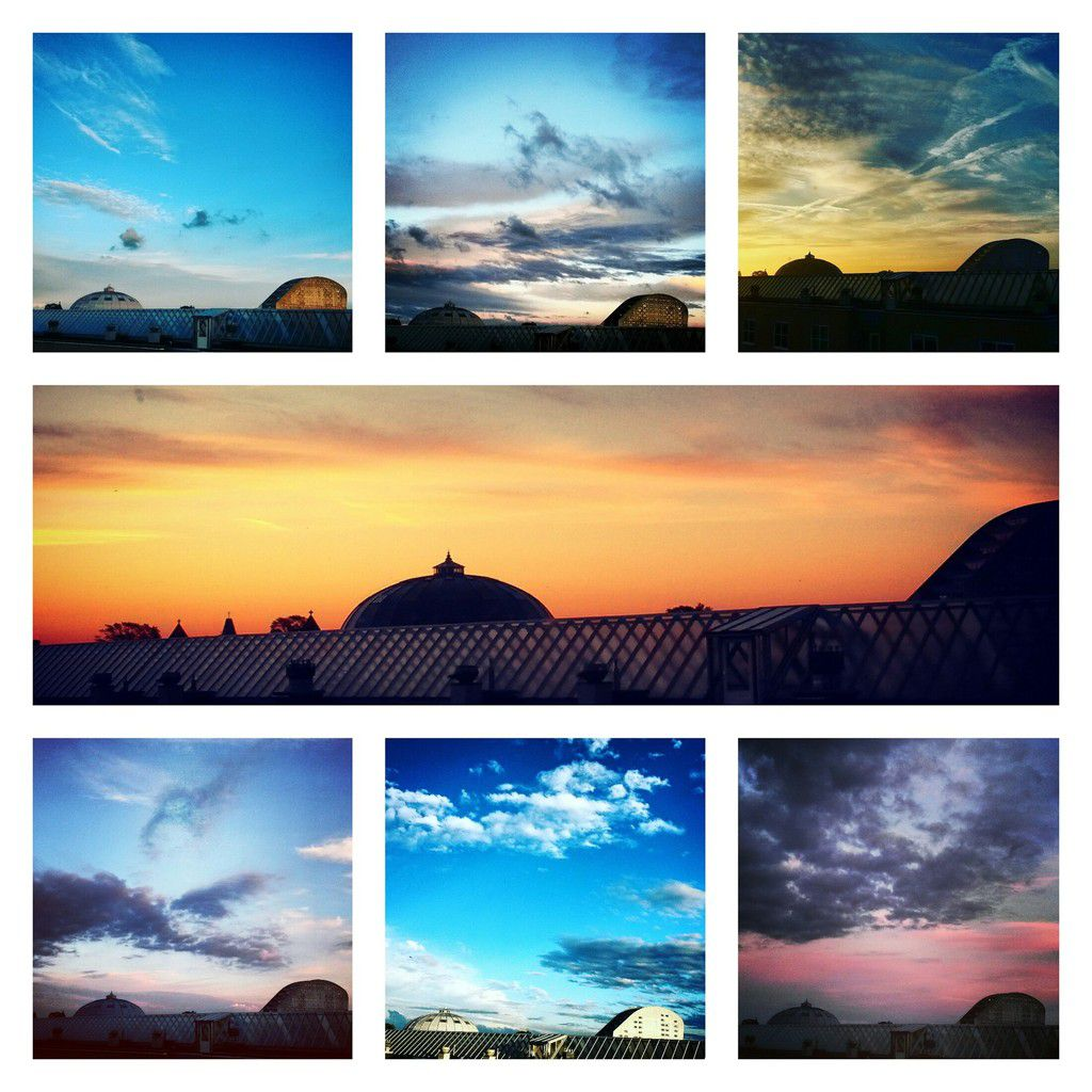 Seven Shades of Sky