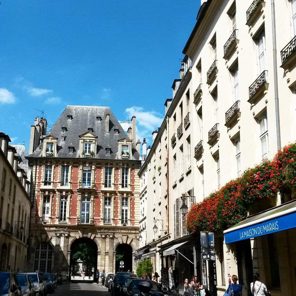 Paris, see you soon!