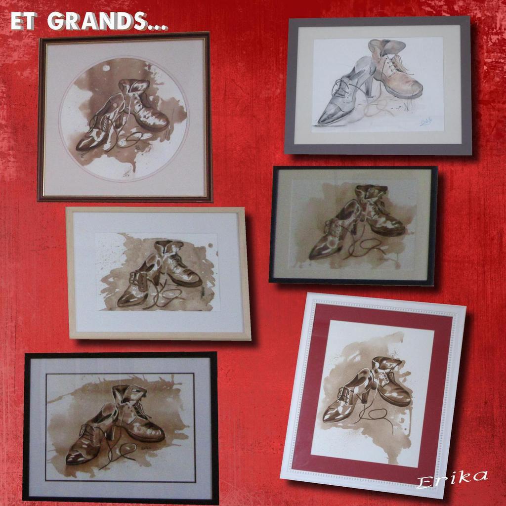 Exposition peintures en Charente Maritime...