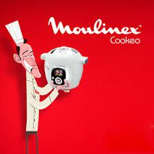 Application Mon Cookeo de Moulinex